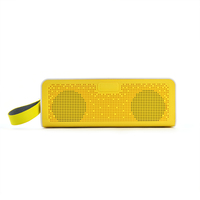 IPX-5 waterproof mini bluetooth speaker portable speaker with wireless microphone