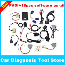 2015 FVDI For Mit subishi FVDI ABRITES Commander For V2.1 Software USB Dongle car diagnostic scanner