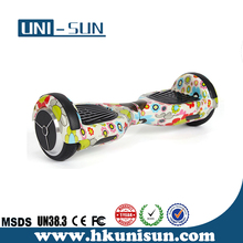 2015 Uni-sun 6.5 inch New Style Electric Stand Up Scooter Self Balancing Unicycle, Electronic Scooter