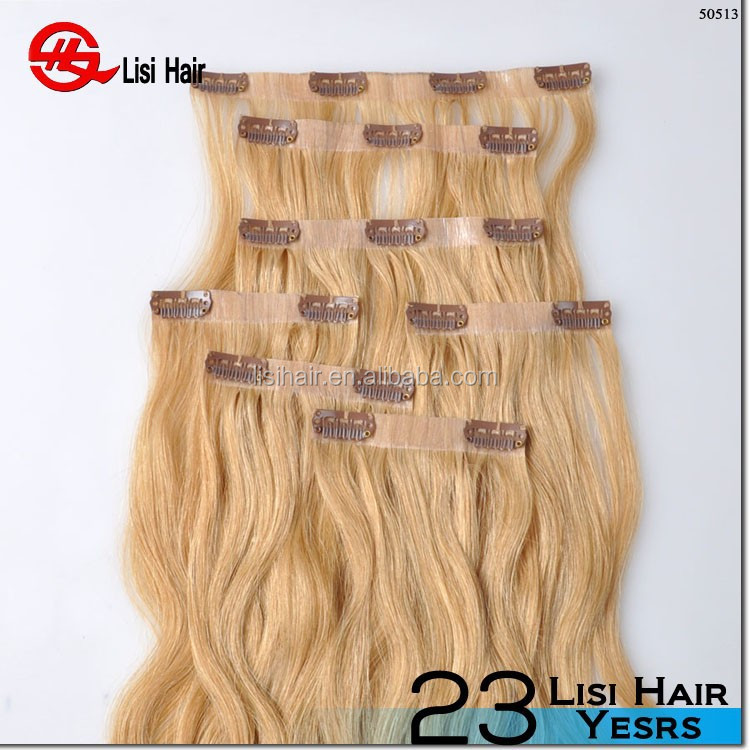 Cheap Double Weft Hair Extensions Uk 7