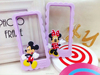 Classic Mickey& Minnie silicone 3d mobile phone cover for iPhone 4/5 / Samsung S5/note 3