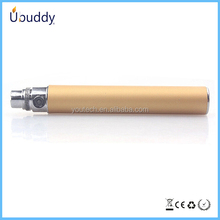 OEM/ Wholesale 2200mah ego t battery SS material electronic cigarette battery best price ecig ego t battery