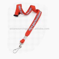 Hottest Products polyester badge holder lanyard Manufacturer staff card holder