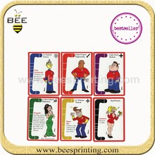 Original Series Playing Card Game, custom paper playing cards wholesale