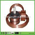 Acier doux de soudage fil er70s-6/bronze de silicium fil à souder