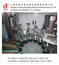 Rotary Automatic Plastic Ampoule Filling Sealing Machine