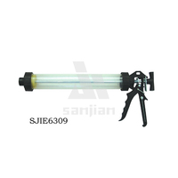 "2014 the newest type 9"" silicone gun SJIE6309(caulking gun,silicone sealant gun prices,silicone sealant gun)"