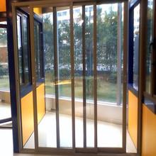Custom electric double glazed sliding glass doors