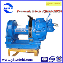 Pneumatic Air Winch for offshore oil and gas