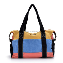 Stitching contract color cheap designer handbag