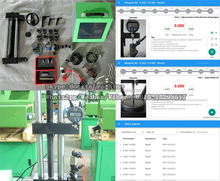 three stage bosch common rail injector tester and repair tools