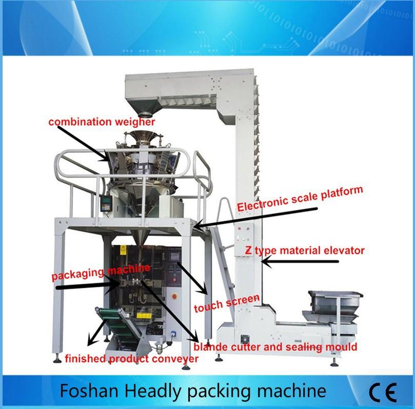 Nitrogen Machine For Chips Nitrogen Potato Chips