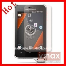 Mobile phone screen protector for Sony Ericsson Xperia active
