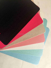 PU embossed leather in uneven anti-slip surface for phone/Ipad case