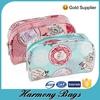 Nice price waterproof fabric custom printing beauty cosmetic case