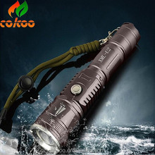 Fashional Rechargeable 18650 Batteries And Direct Charger LED Flashlight