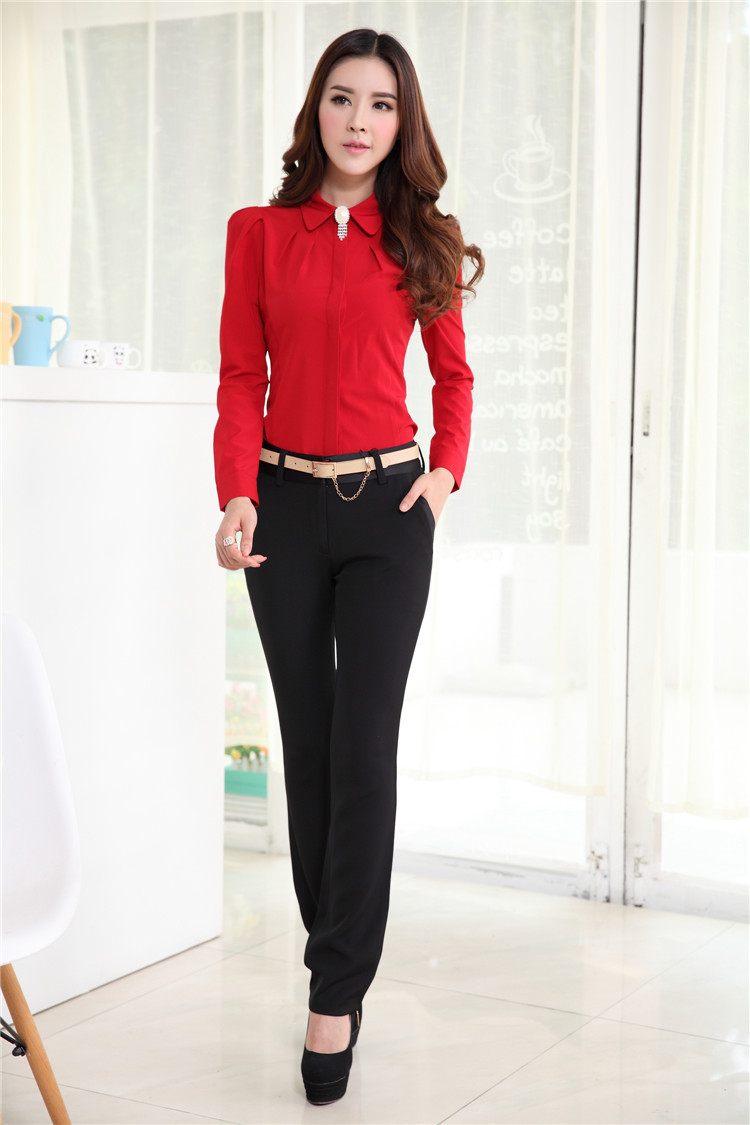Dress Pants For Young Women - White Pants 2016