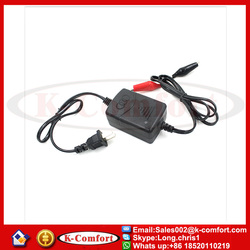KCC015 Sealed Lead Acid Rechargeable Battery Charger 12V 1250mA Fr Car Motorcycle Truck for sale