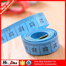 hi-ana tailor3 Top quality control hot selling meter tape measure
