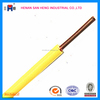 PVC material flexible copper cable 6mm 4mm