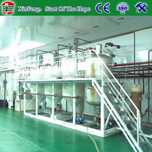 Hot selling mobile oil refinery with best price
