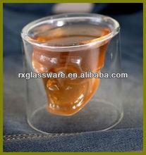 Creative Crystal Skull Shot Glasses-RXSD001-2