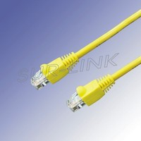 3M Cat6 UTP Patch Cord with Snagless Cap Molded Boot Surlink