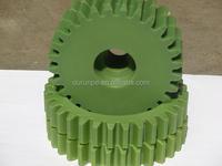Custom color nylon gear and engineering