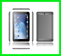 7 inch tablet pc with dual sim card slot with 7 inch tablet pc