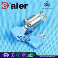 Daier medeco key switch