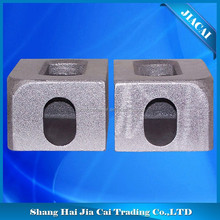 ISO9001 high quality manufacturer Stainless Steel container corner casting
