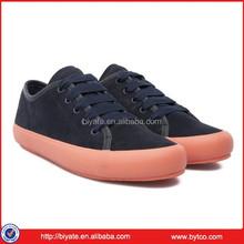Men Suede sneaker,Men's suede canvas shoe,NAVY TWILL MN CLSC PASEOS,