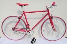 700C FIX GEAR INNER 3 SPEED adult bike/bicicleta/aluminum/cr-mo/Steel CROSS TRACKING RACING BICYCLE