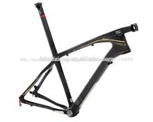 de alto rendimiento 26er de carbono marco de mtb para bicicleta de montaña de piezas de repuesto de china proveedor
