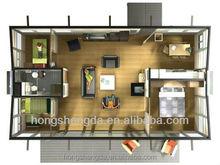Prefabricated modular home / beach house / holiday house supplier