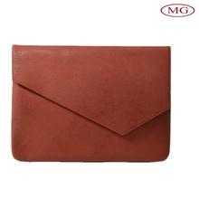 Hot selling soft PU leather men's clutch hand bag wholesale from china