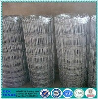 Hinge Joint Knot (Factory) Field Fence Wire 8ft For Animals