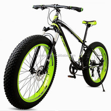 WHY 27gear suspension alloy fat bicycle/fat wheeled bicycles