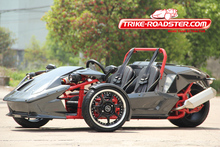2015 New Model ztr trike roadster 250cc with zongshen engine