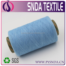High quality recycled cotton bed sheet yarn manufacturer