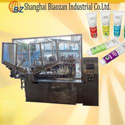 super glue fill machin/aluminum tube machinery