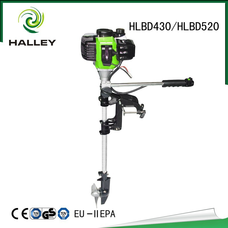 good quality halley small outboard motors boat engine for