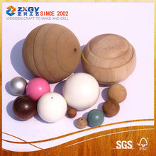 Various specifications wooden ball