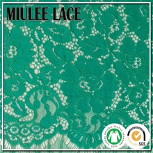 2015/6 Nylon/Rayon/Cotton MIX repeat design cord lace fabric Swiss guipure lace solid big flower pattern dress lace fabric