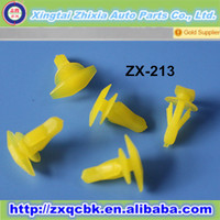 2015 Favorable price !!Special design auto fasteners China/fastener retainer clips/car plastic retainer made by ZHIXIA