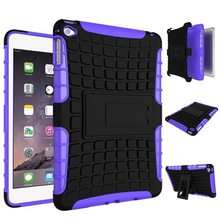 buy on alibaba stand combo hard case for iPad Mini 4