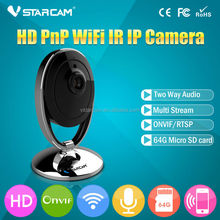 1.3Mp HD Wireless Network Rotating camera Infrared indoor use