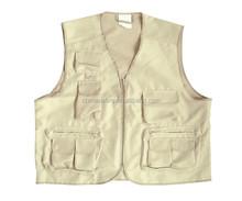 SLA-E4 men fishing vests