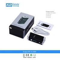 2015 most popular e cig variable voltage e cigarette zero mod with evolv dna 40 Kvapor M7 TC 60w box mod