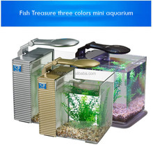 manufacturer supplies clear acrylic fish tank with luxurious design